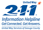 United Way 2-1-1 Information Hotline